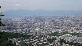 俯瞰大台北2