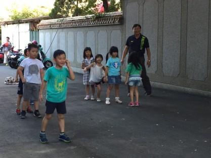 快樂的體育課