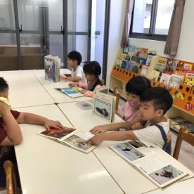 清爽的閱讀教室