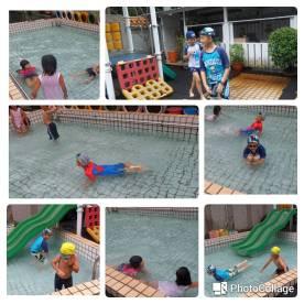 運動健身_游泳真快樂
