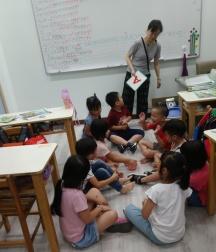 美語活動教學