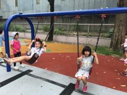 體驗山佳國小遊戲區4